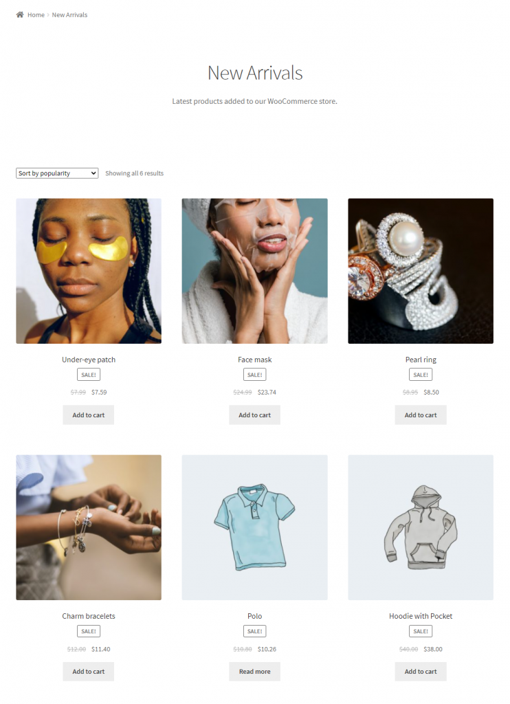 WooCommerce discount strategies preview